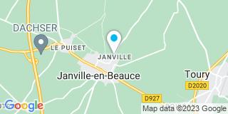 Plan Carte Robert Lafay à Janville