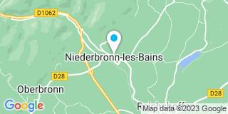 Plan Carte Marc Serfaty à Niederbronn-les-Bains