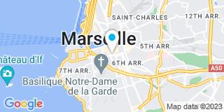 Plan Carte Marie-Carmèle Cachia à Marseille