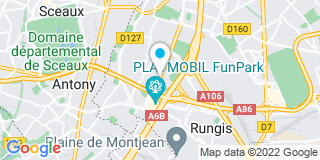 Plan Carte Costes à Fresnes