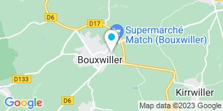 Plan Carte Ramonage Fischer à Bouxwiller