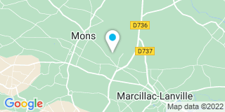 Plan Carte Menuiserie Ebenisterie Belly à Marcillac-Lanville
