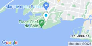 Plan Carte Ridoret Menuiserie à La Rochelle