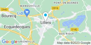 Plan Carte Bel'Bois à Lilliers