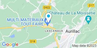 Plan Carte Tout Faire Matériaux à Aurillac