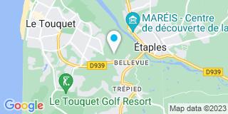 Plan Carte Menuiserie Nouvelle Touquettoise (M.N.T) à Touquet-Paris-Plage