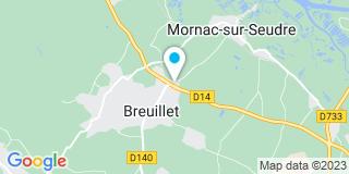 Plan Carte Fenêtres Parthenay à Breuillet