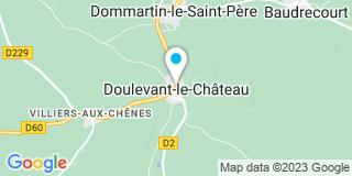 Plan Carte Tout Faire Matériaux à Doulevant-le-Château