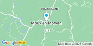 Plan Carte Tout Faire Matériaux à Moux-en-Morvan