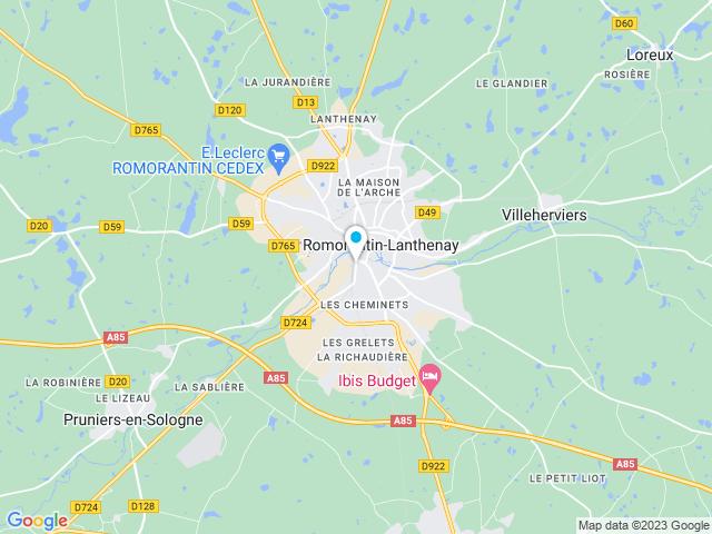 Point P à Romorantin Lanthenay Loir Et Cher Horaires