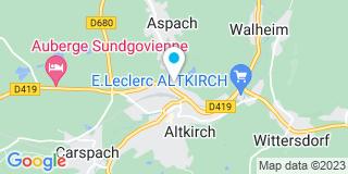 Plan Carte Tout Faire Matériaux à Altkirch