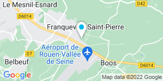Plan Carte Prestapose à Franqueville St Pierre
