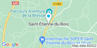 Plan Carte Gros frères ( Menuiserie Ebenisterie Agencement) à Saint-Etienne-du-bois