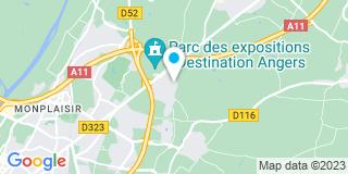 Plan Carte Menuiserie Brossard à Saint-Sylvain-d'Anjou