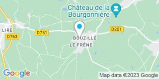 Plan Carte Afb agencements à Bouzillé