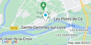 Plan Carte Fd rénovation à Ste-Gemmes-sur-Loire