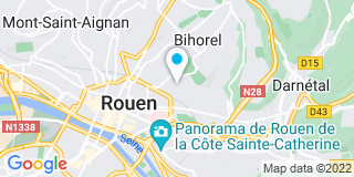Plan Carte Delaunay Père et Fils à Rouen
