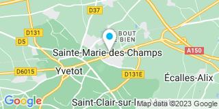 Plan Carte Menuiserie Noblesse à Sainte-Marie-des-Champs