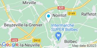Plan Carte Duclos Jean-Claude à Nointot