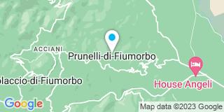 Plan Carte Petroni Sud à Prunelli-di-Fiumorbo