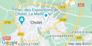 Plan Carte Expertiso à Cholet