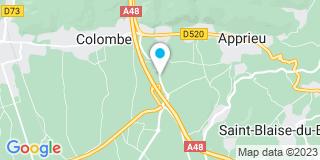 Plan Carte Concept Bois Menuiserie et Associés à Colombe