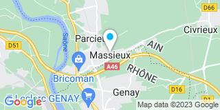 Plan Carte Viricel Frères à Trevoux