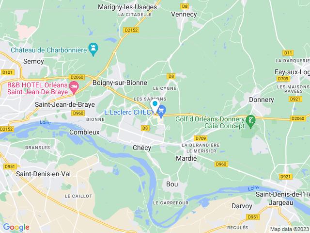 Bricomarche A Checy Loiret Horaires Contact Et Acces