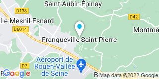 Plan Carte Abrisol à Franqueville-Saint-Pierre