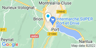 Plan Carte Poralu Bois à Montréal-La-Cluse