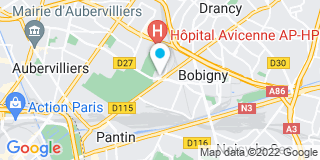 Plan Carte Magasin But à Bobigny