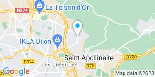 Plan Carte Menuiserie Ebenisterie Nouvelle à Saint-Apollinaire