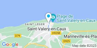 Plan Carte Emo à Saint-Valéry-en-Caux