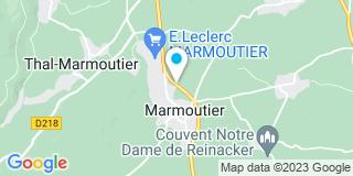 Plan Carte Magasin But à Marmoutier