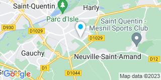 Plan Carte Bazin Bâtiment à Essigny le Petit