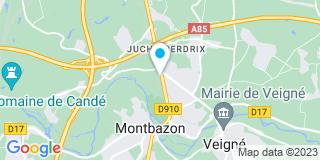 Plan Carte Magasin But à Chambray les Tours