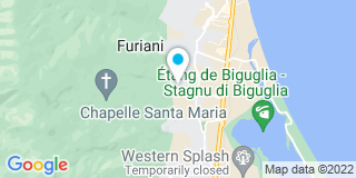 Plan Carte Renard Dany à Furiani