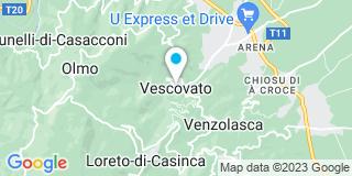 Plan Carte Betticare Gaëtan à Vescovato