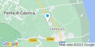 Plan Carte Brandizi Marcel à Folelli