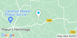 Plan Carte Turmel France à Plémy