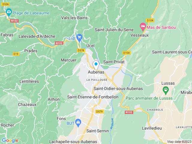 Gamm vert à Aubenas, Ardèche | Horaires, contact et accès