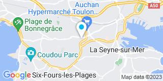 Plan Carte Botanic à La Seyne-sur-Mer