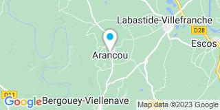 Plan Carte Labat à Salies-de-Béarn