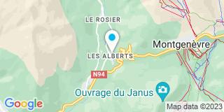 Plan Carte Ferrier Bois Construction à Montgenèvre