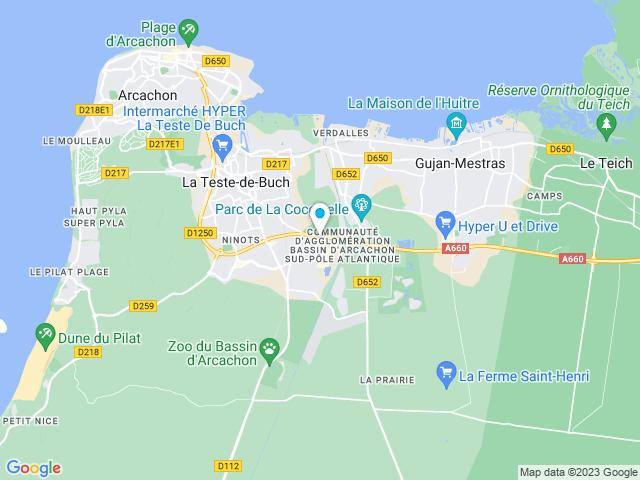 Jardiland à Arcachon La Teste De Buch Gironde Horaires