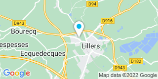 Plan Carte Gamm vert à Lillers