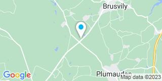 Plan Carte Beauce Menuiserie à Yvignac