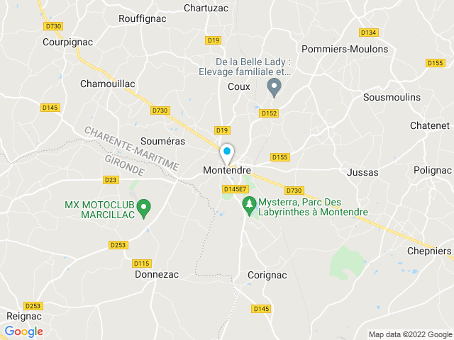 Jardinerie Delbard A Montendre Charente Maritime Horaires