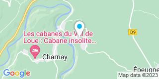 Plan Carte Gavignet à Chenecey-Buillon