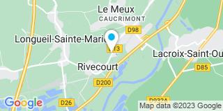 Plan Carte Vallée de Seine Rénovation (VSRF) à Longueil